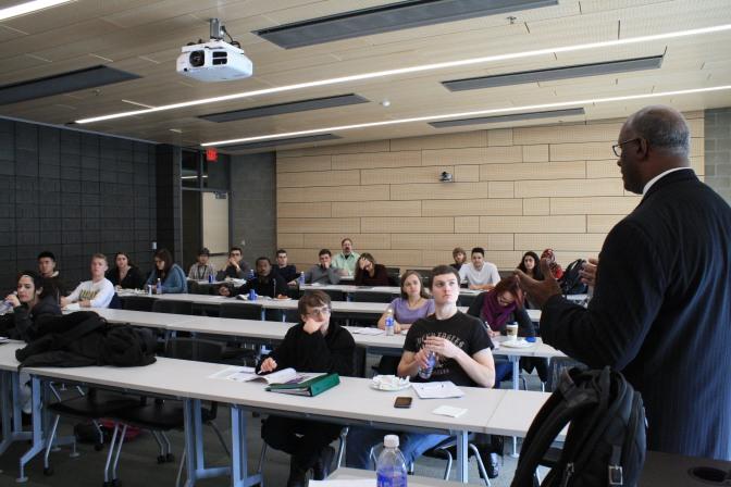 ESD Kicks Off Student Chapters At Oakland U, UM-Ann Arbor