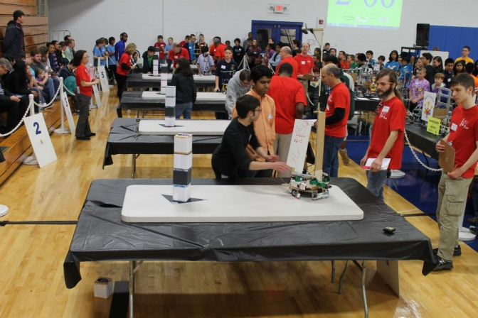 Robofest Returns To LTU