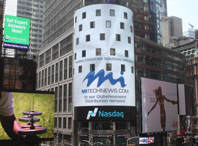 MITechNews.com Now Includes Nasdaq Globe Newswire