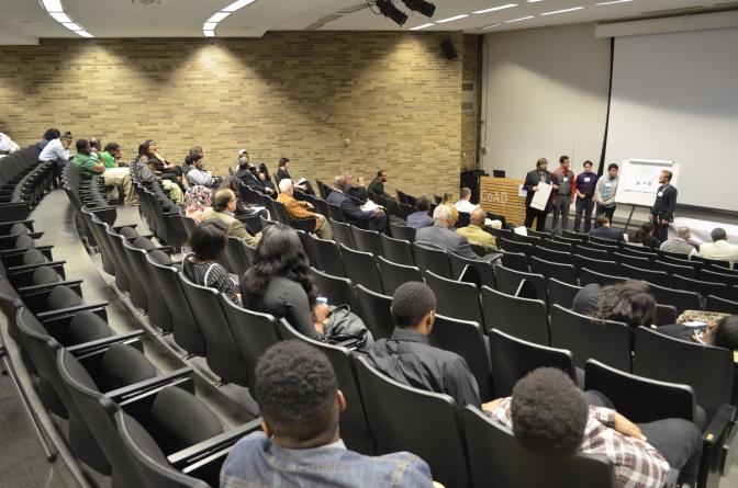 Melvindale Wins ESD's Engineering SMArT Michigan At LTU