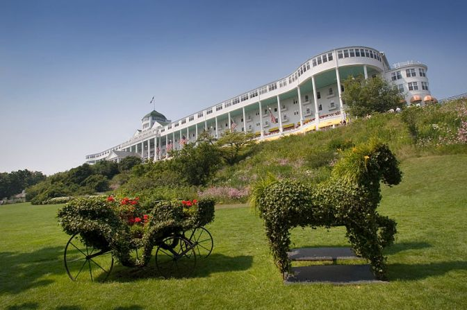AT&T Upgrades Mackinac Island Coverage For Conference