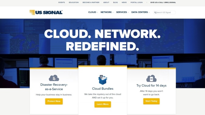 GR's US Signal, itopia Team Up to Accelerate Cloud Services