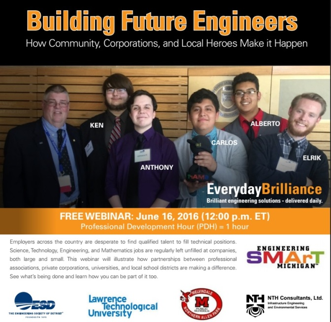 Webinar Tackles Developing STEM Talent Among Youth
