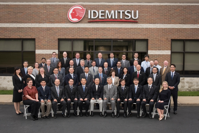 Japanese Firm Opens Lubricant Tech Center