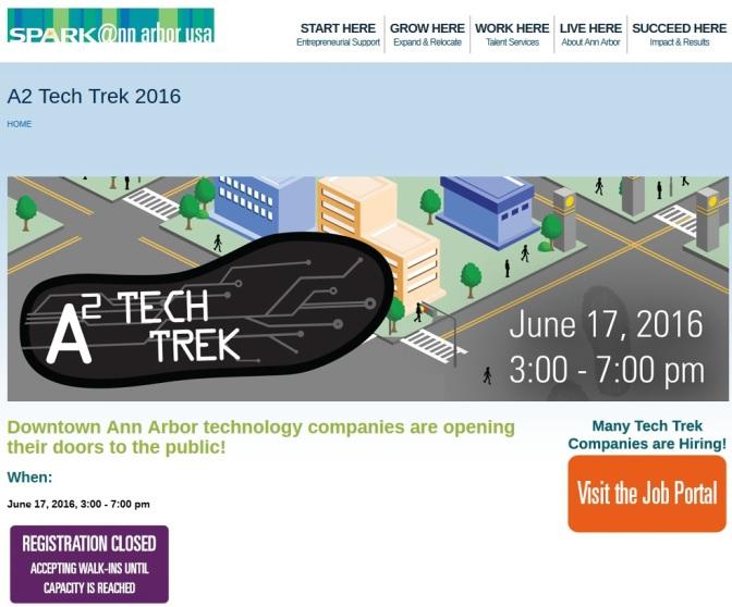 """Arbormoon Software Inc. releases """"High Tech"""" A2 Tech Trek app"""