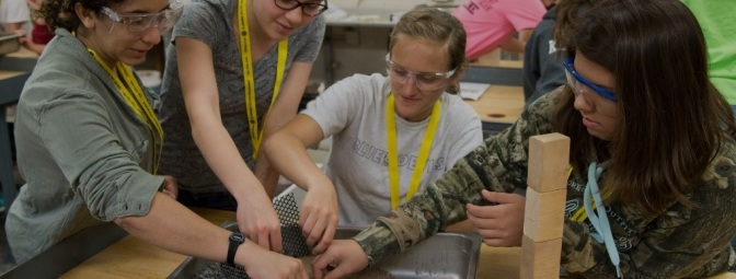 Ford sponsors summer engineering program for girls at Michigan Tech