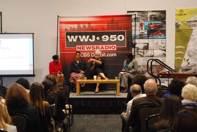 LTU panel: To lead, get outside your comfort zone