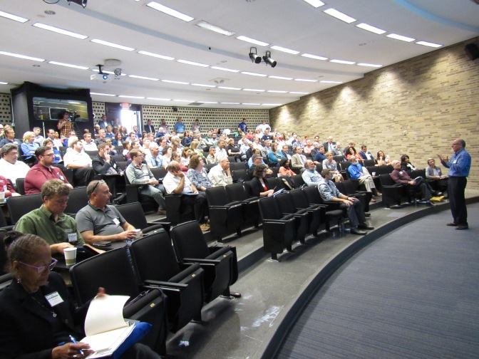 Stopping urban flooding and pollution: experts talk stormwater management at LTU