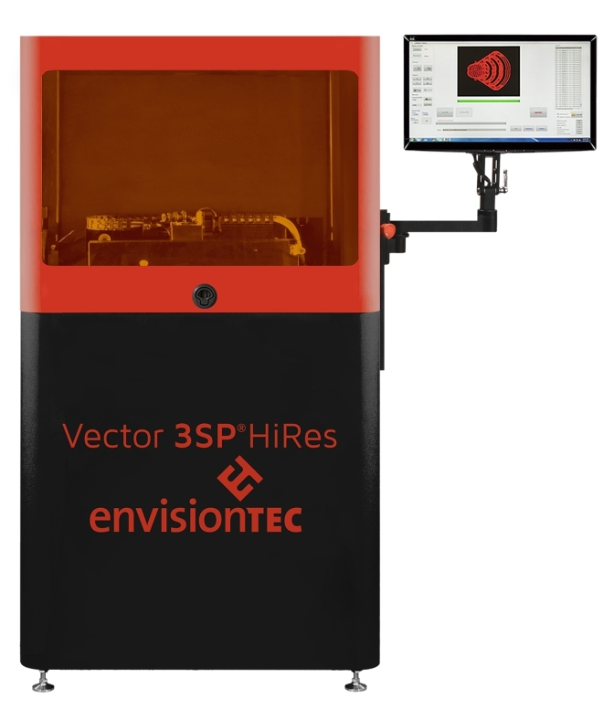 Dearborn's EnvisionTEC Offers New Industrial 3D Printer