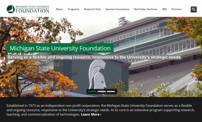 MSU Foundation Launches $5M Tech Transfer Fund
