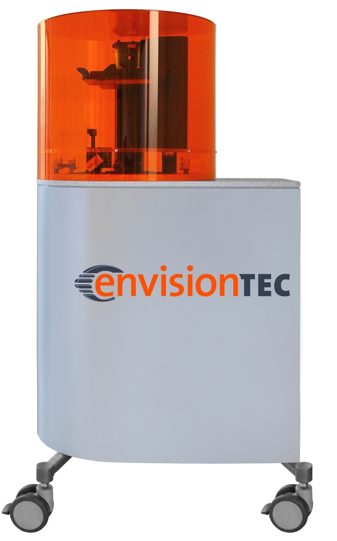 EnvisionTEC Plans New Look, New Products For 15th Birthday
