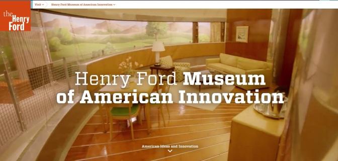 Henry Ford Museum Celebrates National Engineers Week