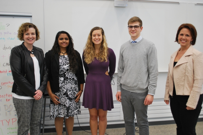 Three more LTU students named University Innovation Fellows