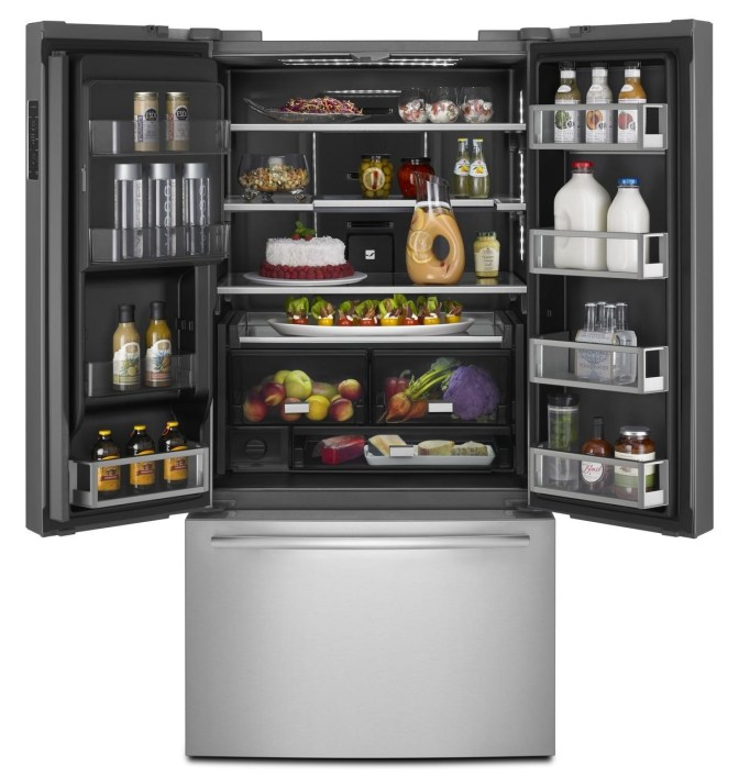 Whirlpool Rolls Out Wi-Fi Connected Refrigerator