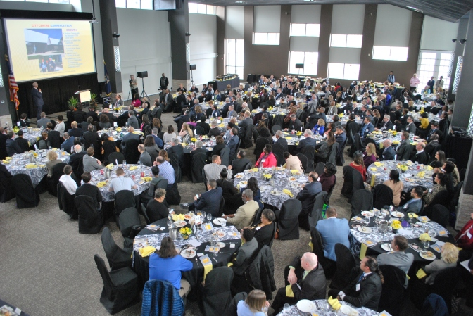 Southfield celebrates progress, LTU partnership at State of the City