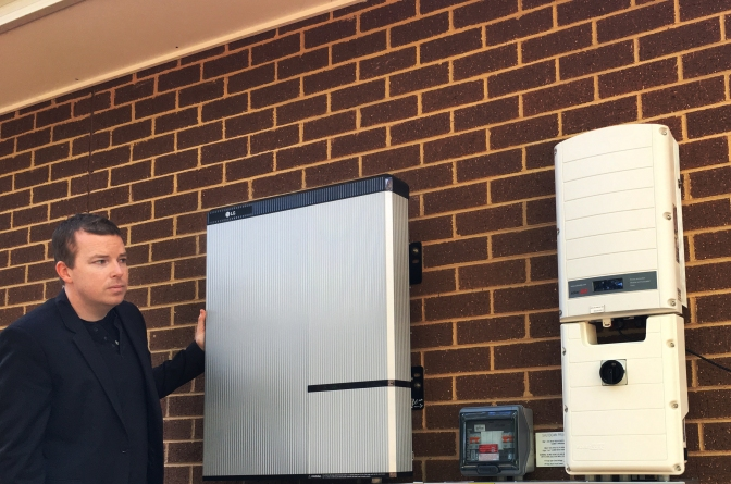 LG Chem Launches Residential Battery Systems in North America