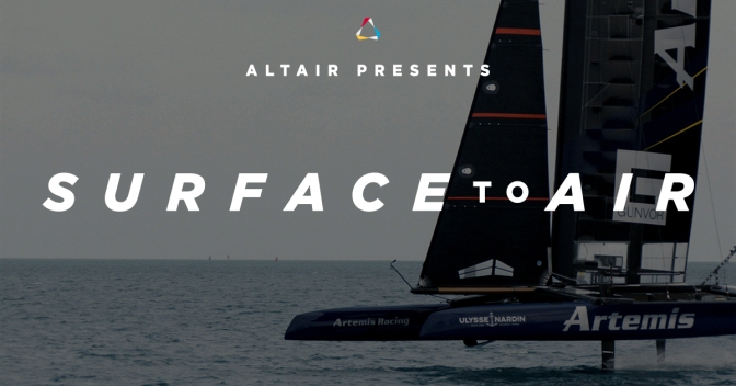 Troy's Altair Part of Swedish Challenge for America's Cup