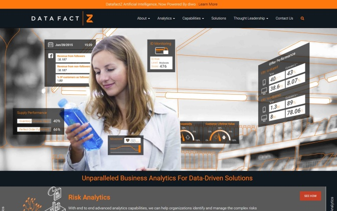 DataFactZ Adds Clients, Employees and Partners in Q1