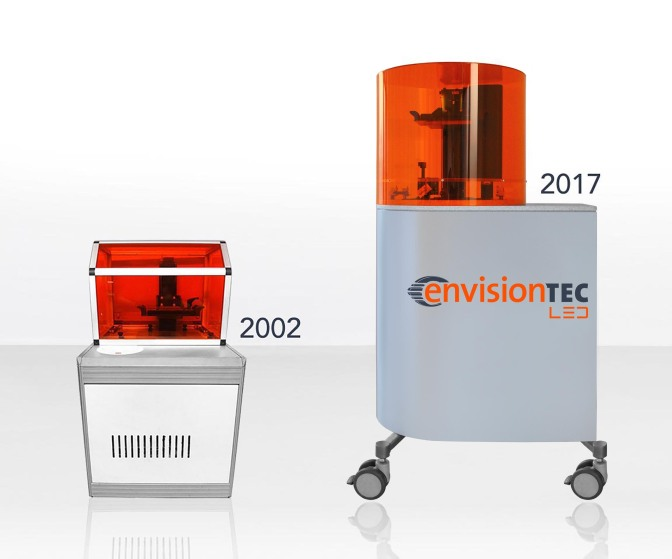 EnvisionTec Rolls Out LED Lighting For 3D Printer