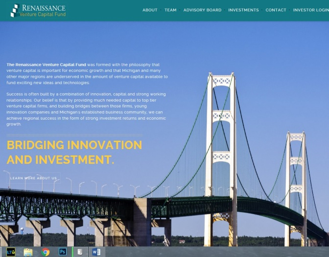 Renaissance Venture Fund Opens Office In East Lansing