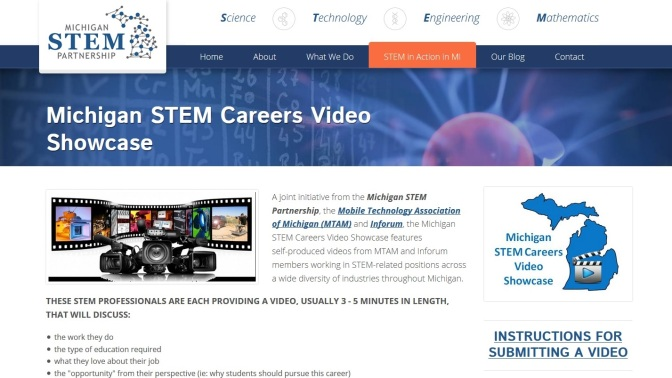 Groups Launch STEM Careers Video Showcase