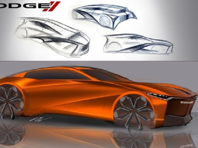 FCA Drive for Design Winners Show The Dodges Of 2047