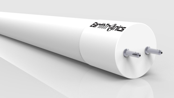 New LED Replacement Fluorescent Bulbs From Muskegon Firm
