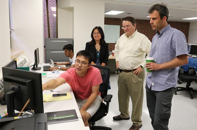MSU Unveils New Materials Simulation Lab